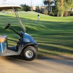 golf cart in Santa Ana